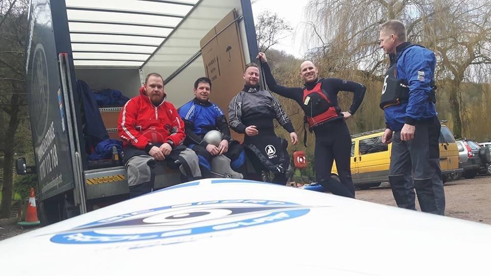 man with a van Edinburgh charity