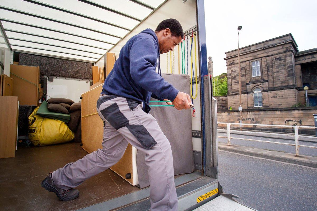 man with a van Edinburgh removals