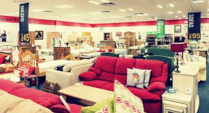 Charity Shop Furniture Collection