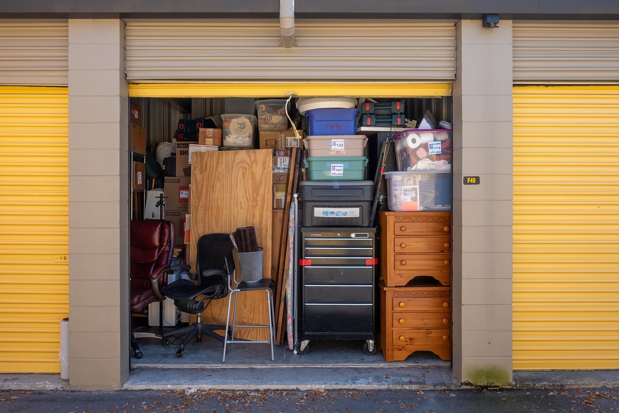 Storage locker man with a van edinburgh